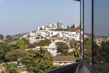 Cityscape of Costa do Sol in Maputo, Mozambique