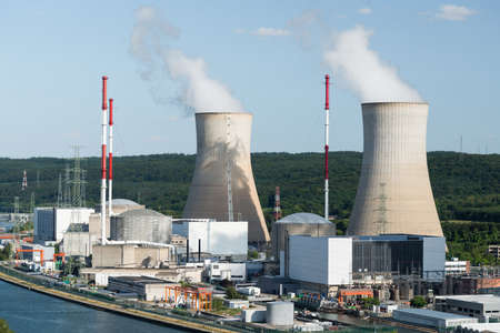 Tihange Nuclear Power Station