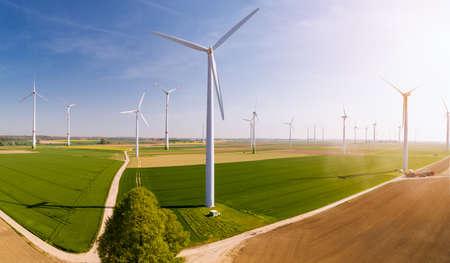 Renewable Energy Future Stock Photo - 101689549