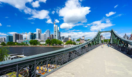 Frankfurt am Main, Germany Stock Photo