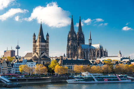 Cologne City, Germany
