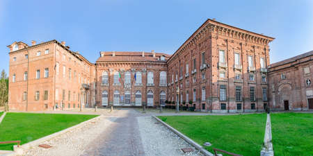 22 April 2018 - Agliè, Turin, Italy: Castello Ducale di Agliè was the royal house of the Savoy. Currently the castle and the adjoining park is a museum Sajtókép