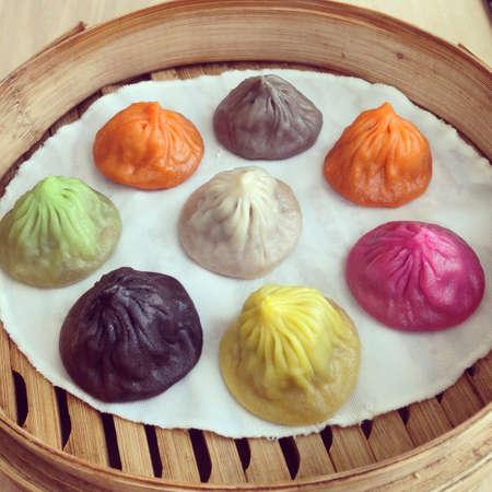 bao: Colorful Xiao Long Bao