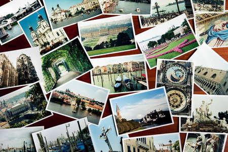 Europäische Urlaubsfotos Standard-Bild - 11245683