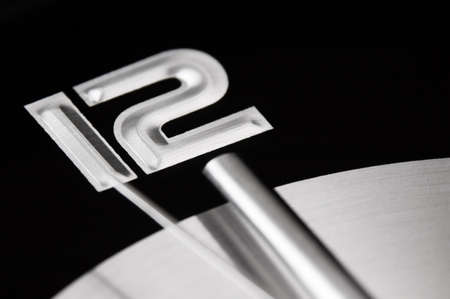 印象的な 12 クロック