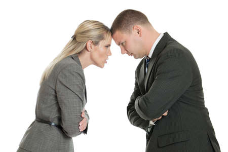 disagree: Business conflict