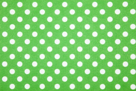 Felt polka dot background photo