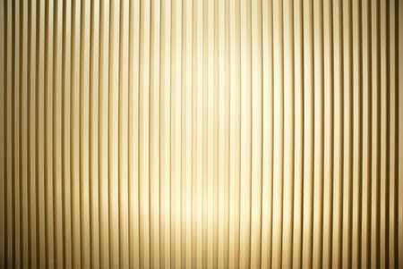 stripe: Metal striped brown wall background