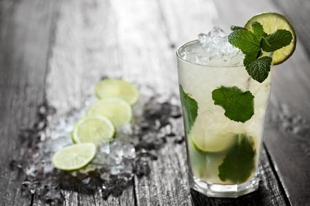 refreshment: Mojito