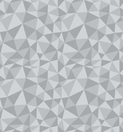 Triangles, Abstract Vector Seamless Pattern  Background  Illustration