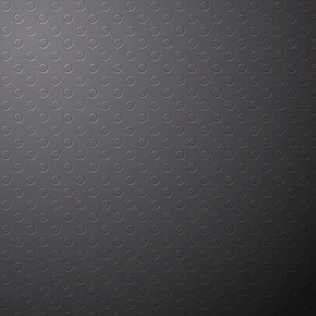netty: Anillo del c�rculo celular metal de fondo, ilustraci�n vectorial. Vectores