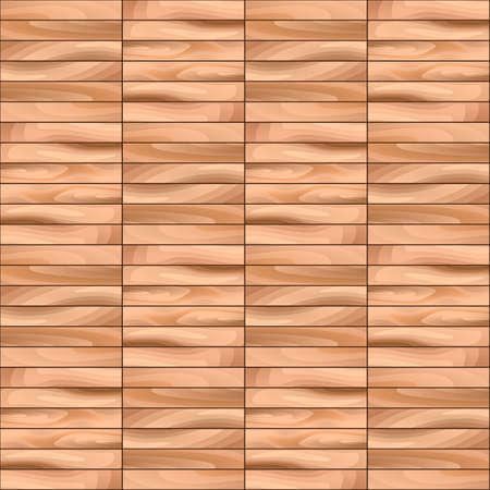 flooring design: Oak Decking Parquet Wooden Vector Seamless Pattern Background. Illustration