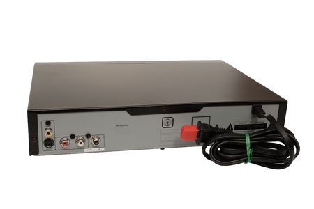 standard steel: DVD Player Rear Panel