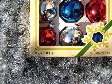 silver balls: Christmas Silver Balls