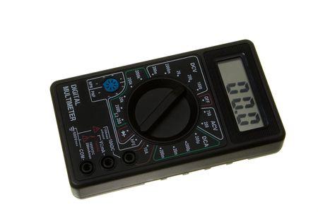 Multimètre numérique  Banque d'images - 366422