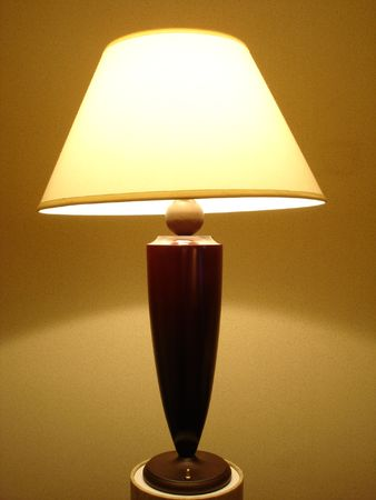 lamp shade: Classic Desktop Lamp