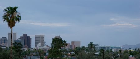 Skyline von Phoenix, Arizona
