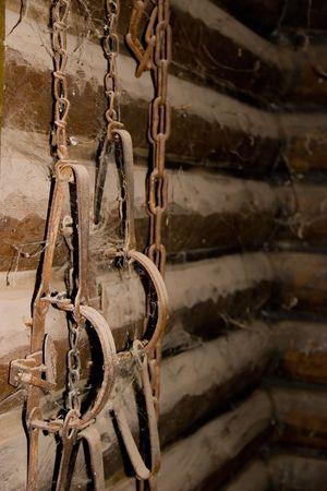 rusty chain: Retro - Rusty Traps on chain