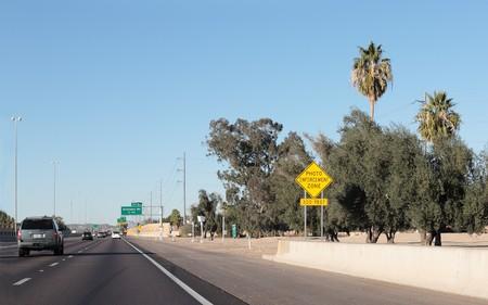 Arizona Photo Enforcement Zone on Interstate-17, Phoenix photo