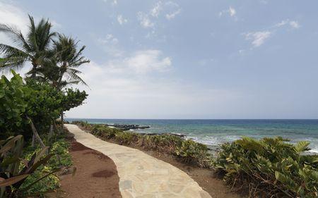 kona: Majestic Kona Island Coast, Hawaii