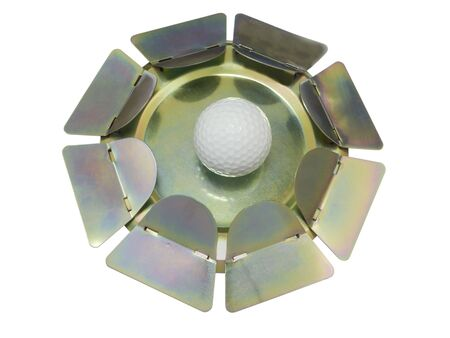 simulator: Device or Simulator for Precision Golf Ball Putting Practice