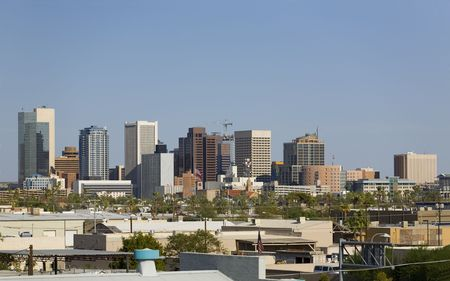 Phoenix Downtown, Arizona photo