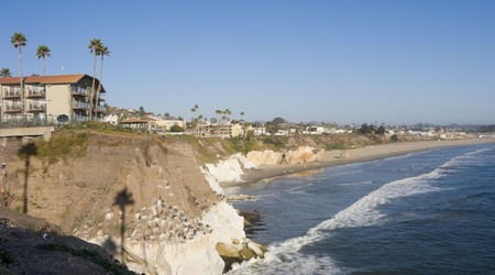 Pismo Beach shores, San Luis Obispo County, CA photo