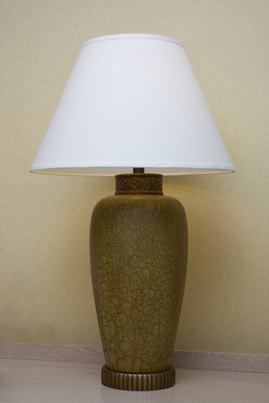lamp shade: Classic Desktop Lamp with Shade