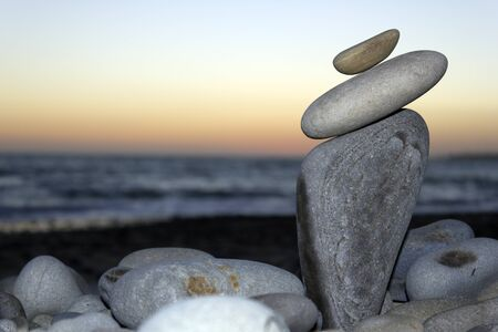 pebblestone: Nature Monuments of Grey Rocks