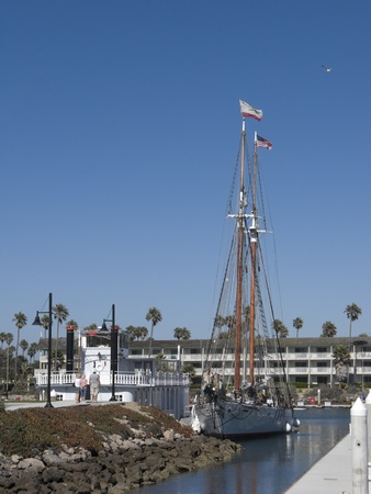 Channel Islands Harbor, Oxnard, CA
