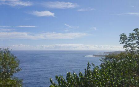 costal: Coast of Maui north of Paia from Hana highway, HI