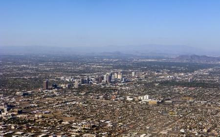 Arizona capital city of Phoenix photo