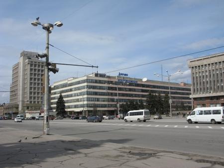 Central Boulevard, Zaporozhye, UA