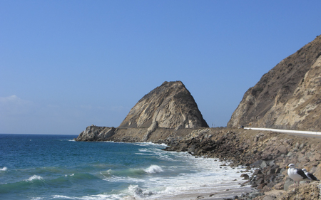 Pacific Coast Highway 1, Point Mugu, Ventura, CA photo
