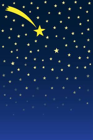 cartoon star: Disparos fondo de estrellas