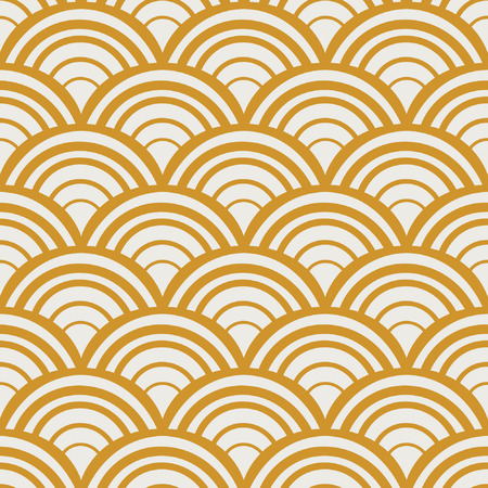 Vintage Art Deco Seamless Pattern.