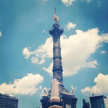 angel de la independencia: El Ángel de la Independencia en la ciudad de México