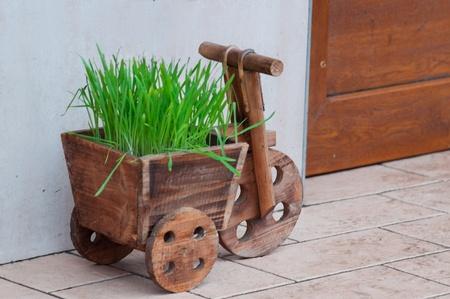 Spring delivery to door photo