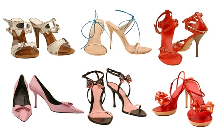 shoes collection Stock Photo - 11280373