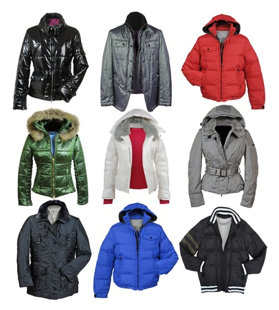 winter jacket collection