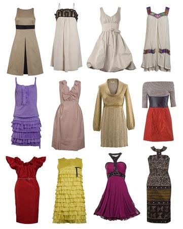 Sommerkleidung Sammlung
