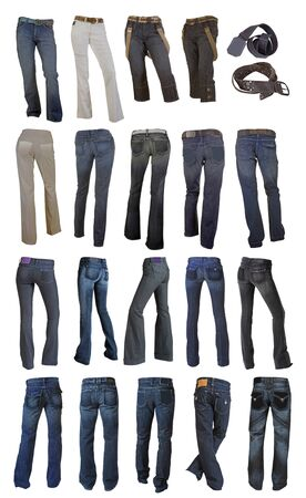 clothes interesting: jeans collection