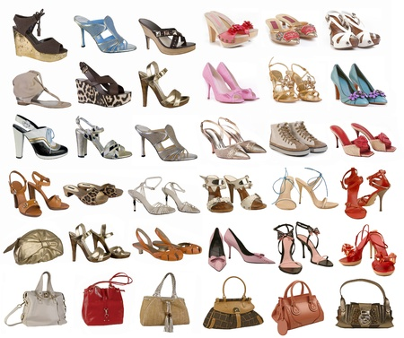 shoes and bag Stock Photo - 11514472