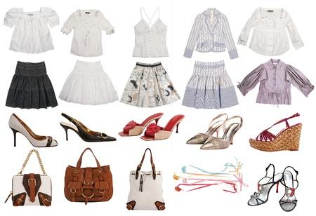 Sommerkleidung Lizenzfreie Bilder