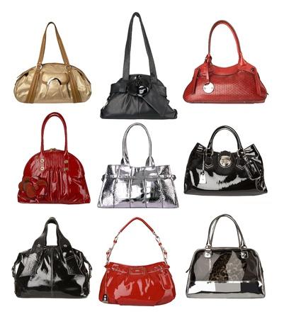 Taschen-Kollektion Lizenzfreie Bilder