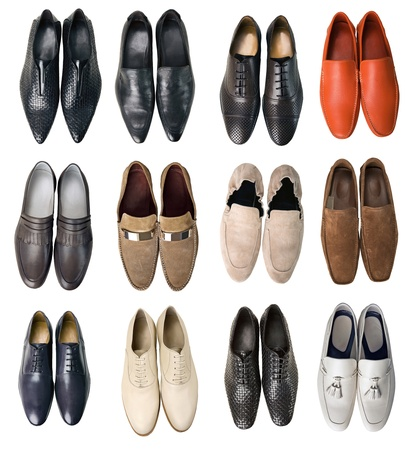 the sole of the shoe: men shoes