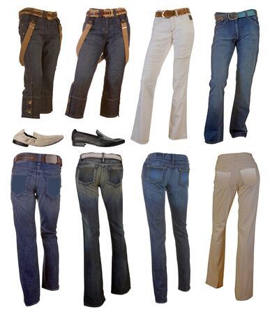 jeans collection Stock Photo - 11514449