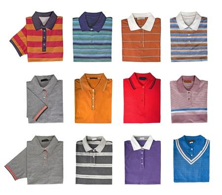 men shirts Stock Photo
