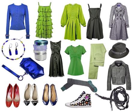 Kleider Kollektion