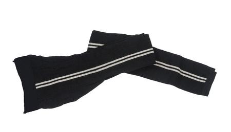 black scarf photo